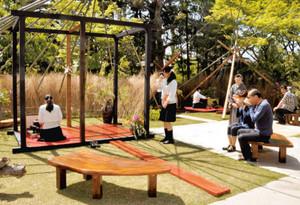 指定有形文化財「竹の丸」