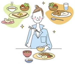 食生活イメージ